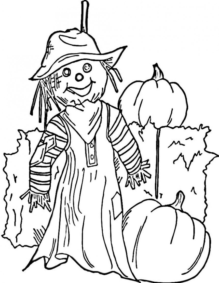 Halloween printable halloween goblin coloring pages for Printable halloween coloring pages