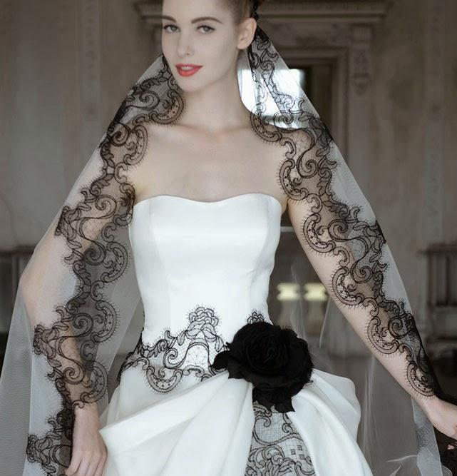abito da sposa 2015 Aimée ispirato a Dior