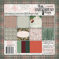ODBD Christmas Paper Collection 2017