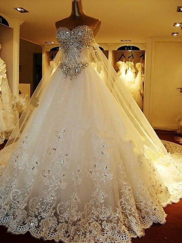 the town bird 5 most expensive wedding dresses