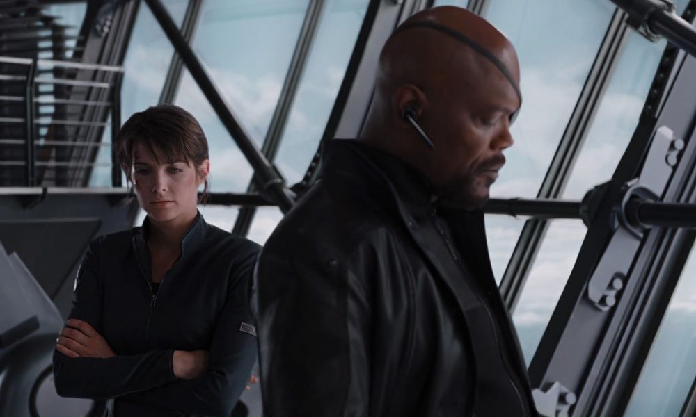 Captain Marvel Prelude Comics Reveals Nick Fury Kept Tabs On The Avengers After Civil War