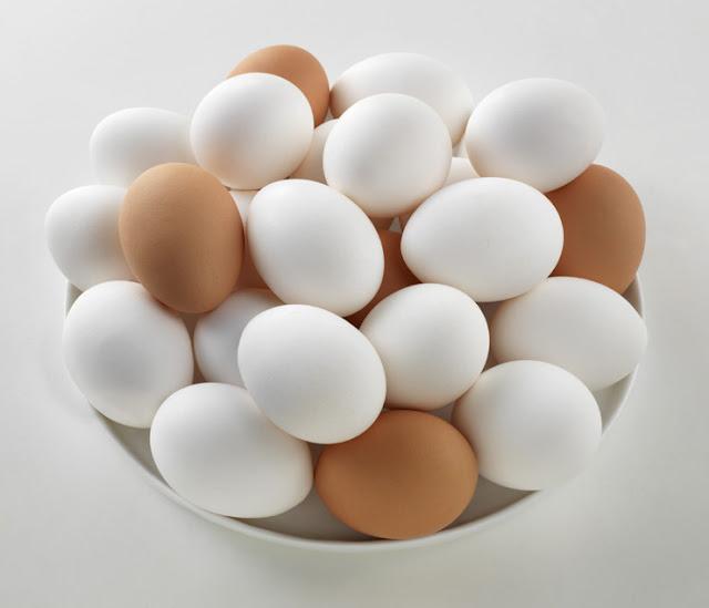 Trứng trong thực đơn cho bà bầu