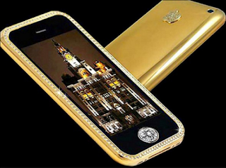 Supreme Goldstriker iPhone 3G 32GB Duniya Ke Sabse Mehnge Mobile,