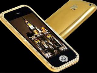 Supreme Goldstriker iPhone 3G 32GB Duniya Ke Sabse Mehnge Mobile,