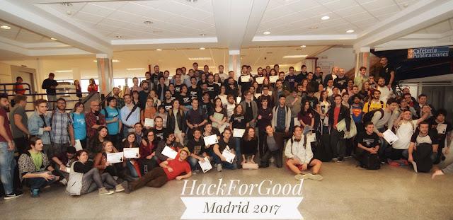 HackforGood premios
