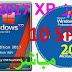تحميل ويندوز إكس بى المطور 2017 Windows XP 10 Edition Sp3 باحدث البرامج والتعريفات + التفعيل