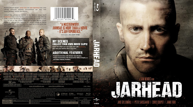 Jarhead Bluray Cover