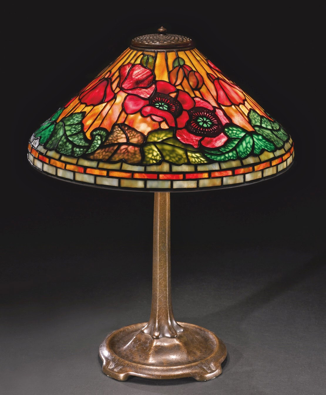 Authentic Tiffany Lamp Expert March 2014