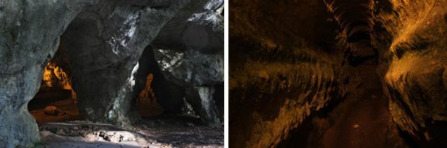 Cuevas pequeñas de Zugarramurdi