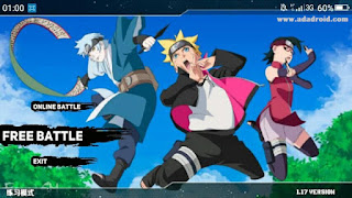 Download Boruto Senki by Arya Syddan Apk Update 2019