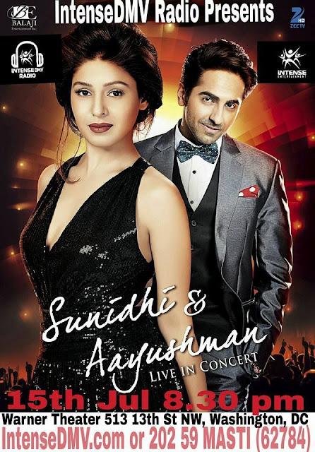 Sunidhi Chauhan Live Concert