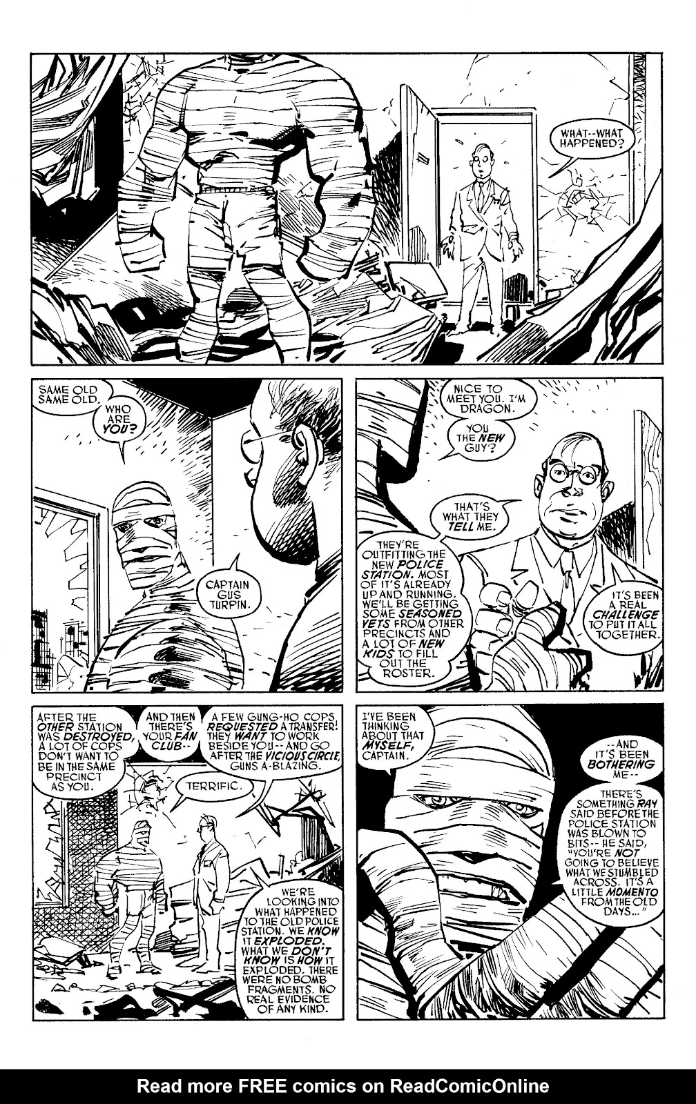 Read online Savage Dragon Archives comic -  Issue # TPB 6 (Part 5) - 24