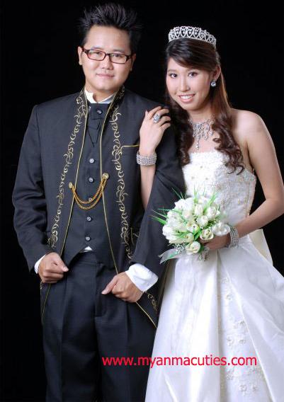 Singer Moe Moe' Wedding