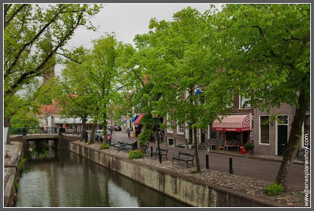 Edam Pueblo holandés con encanto