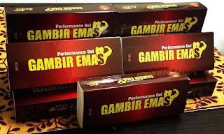 GAMBIR EMAS PERFORMANCE GEL