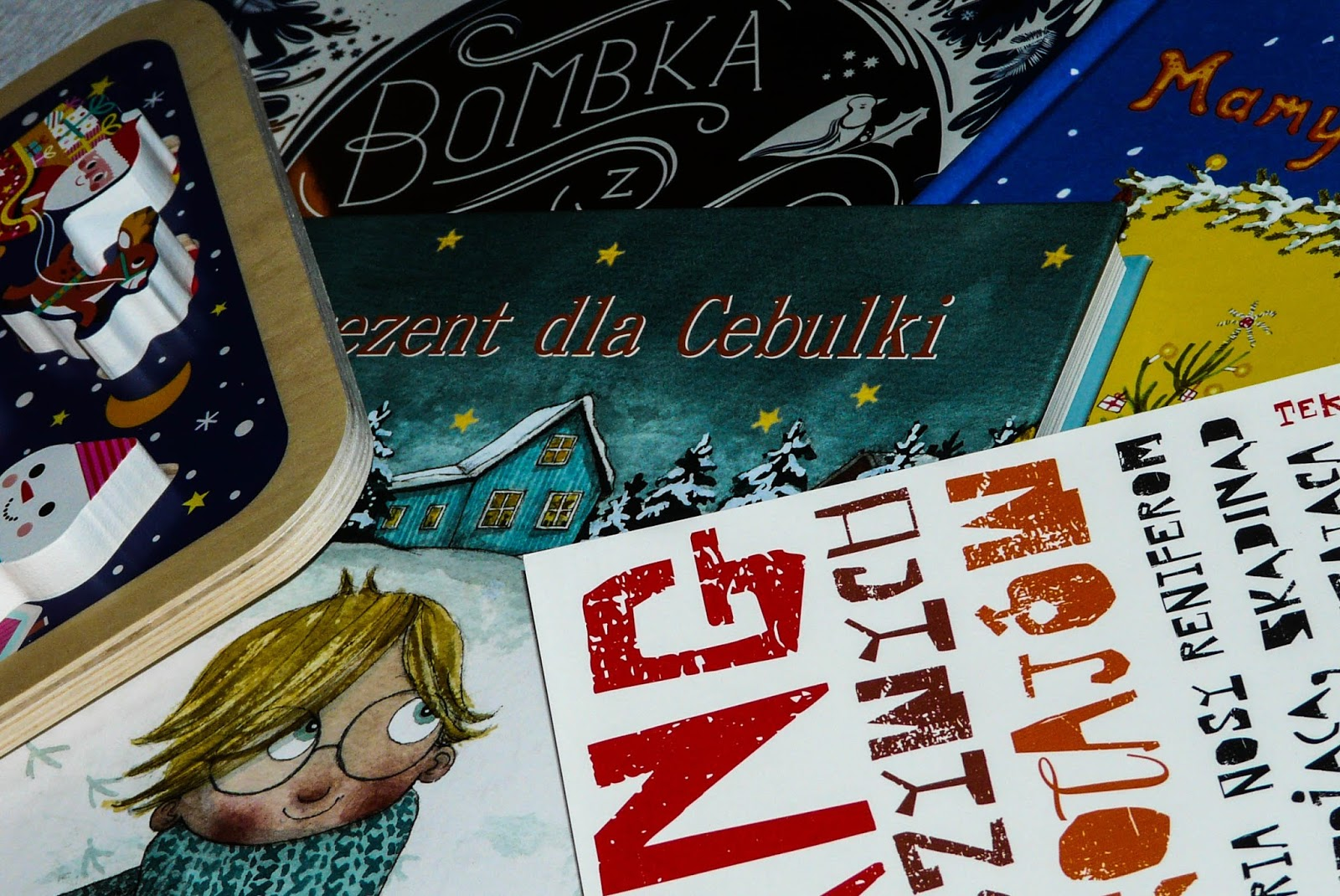 książki dla dzieci o świętach, książki dla dzieci o zimie, świąteczne książki dla dzieci, blog, inspiracje