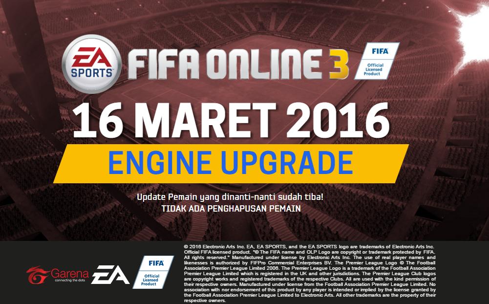 Garena Indonesia Hadirkan Engine Baru di FIFA Online 3