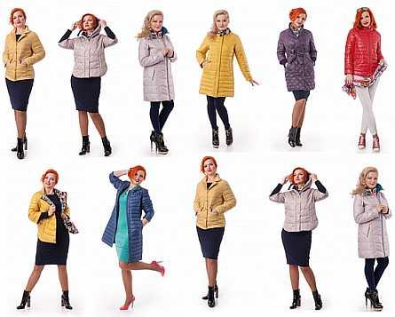 «Plist» - верхняя женская одежда оптом. Есть большие размеры!