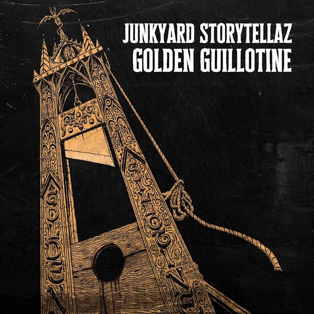 Junkyard Storytellaz – Golden Guillotine
