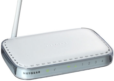 how to put a password on a netgear wireless router
