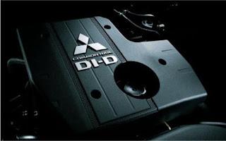 Mitsubishi Pajero Engine Specs