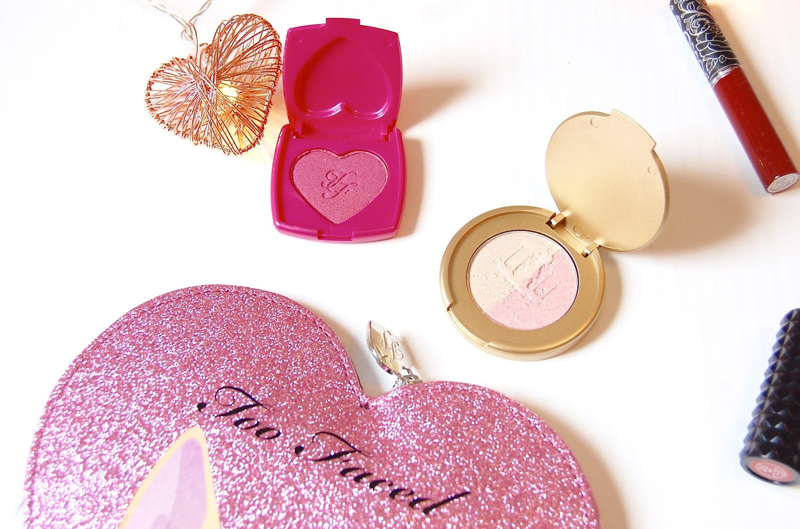 Too Faced x KVD Better Together Set