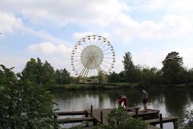 Serengeti-Park Hodenhagen mit Freizeitpark