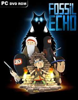 غلاف لعبة Fossil Echo تحدي النينجا والعجوز الشرير