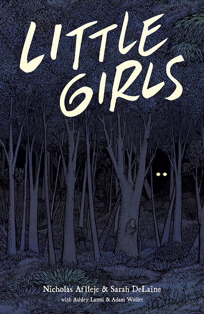 LITTLE GIRLS image comics