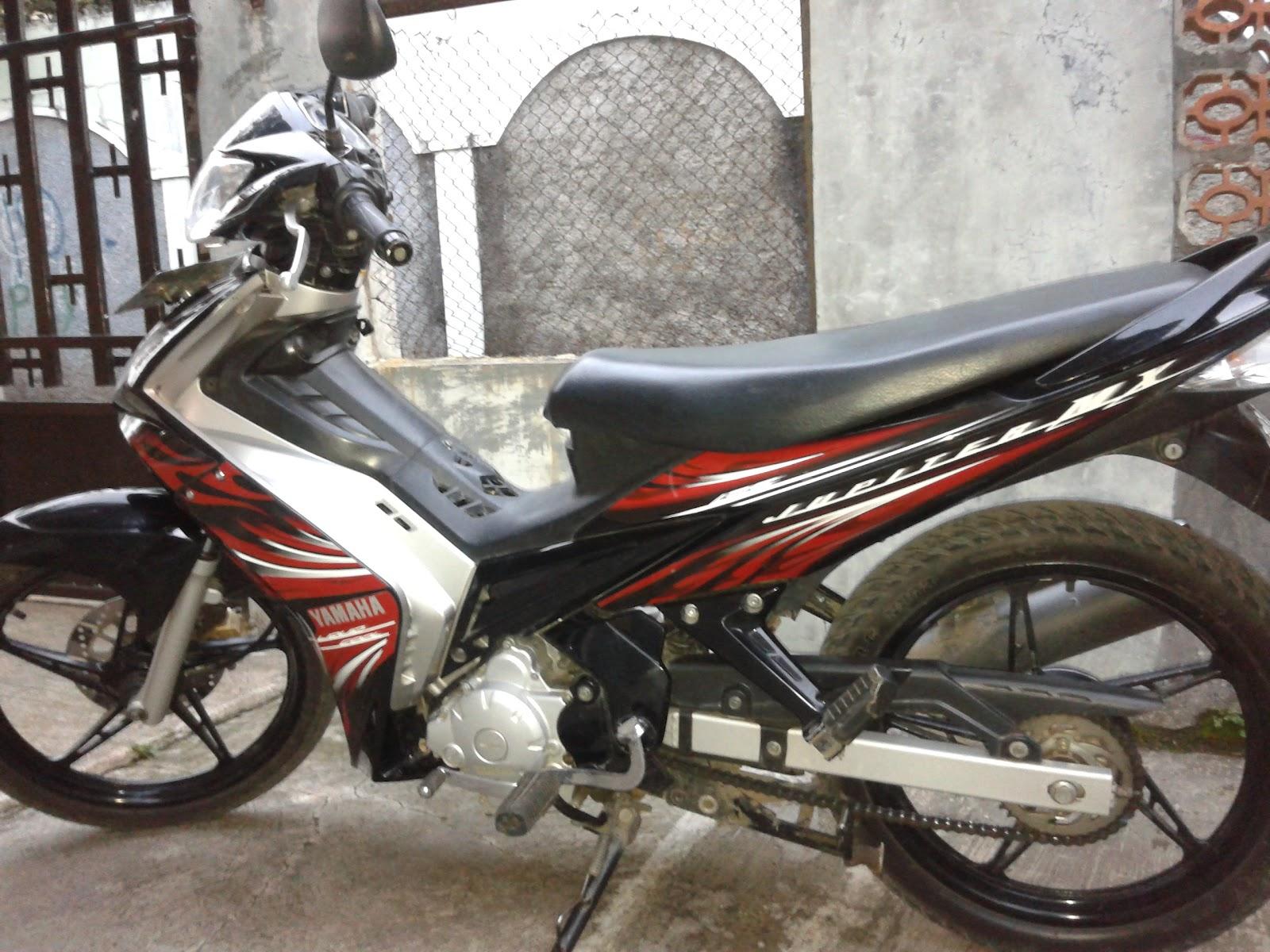 81 Modifikasi Motor Yamaha Jupiter Mx 2010 Terlengkap Kinyis Motor