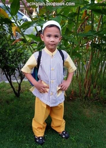 Little Caliph Boy