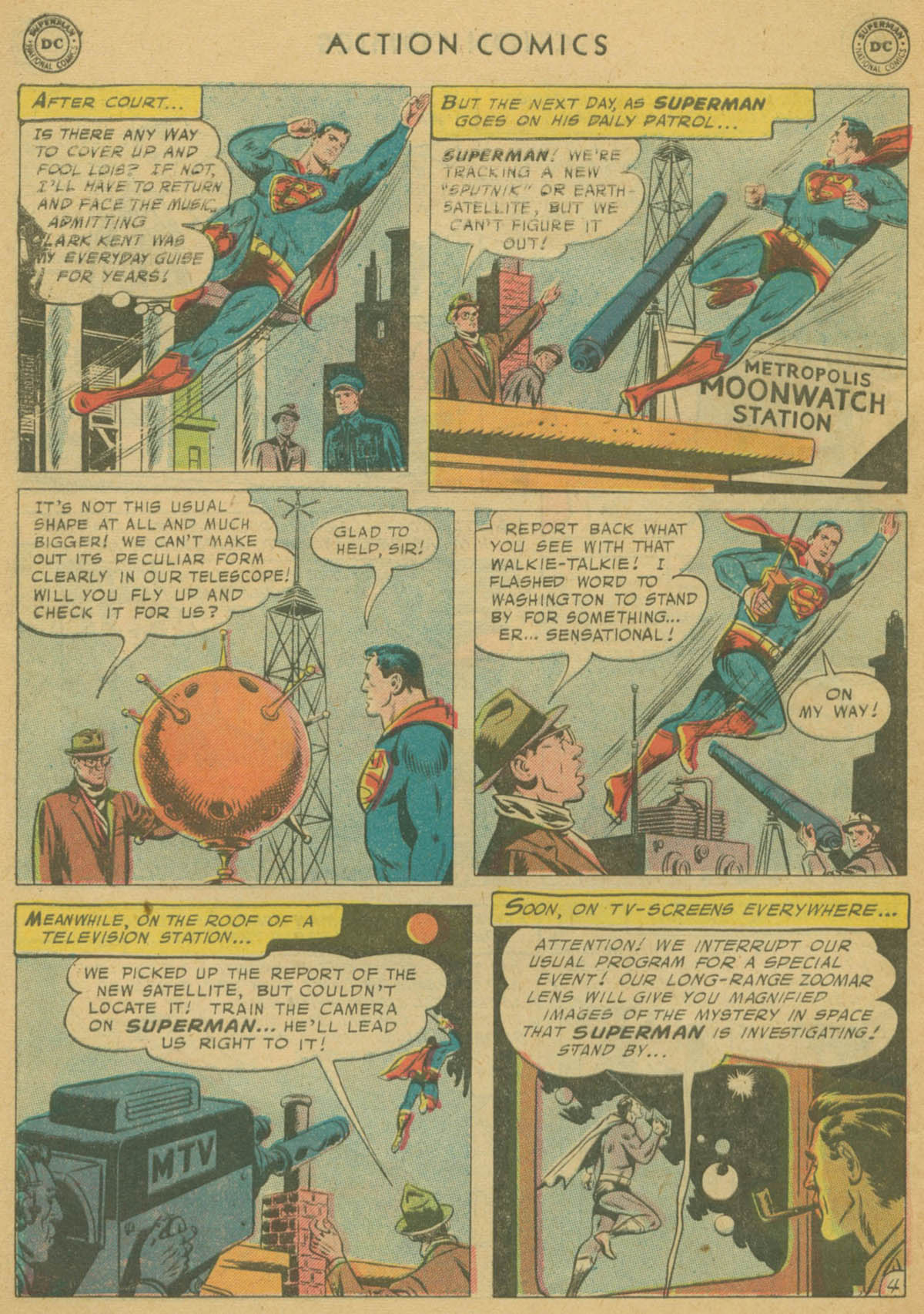 Action Comics (1938) 240 Page 5