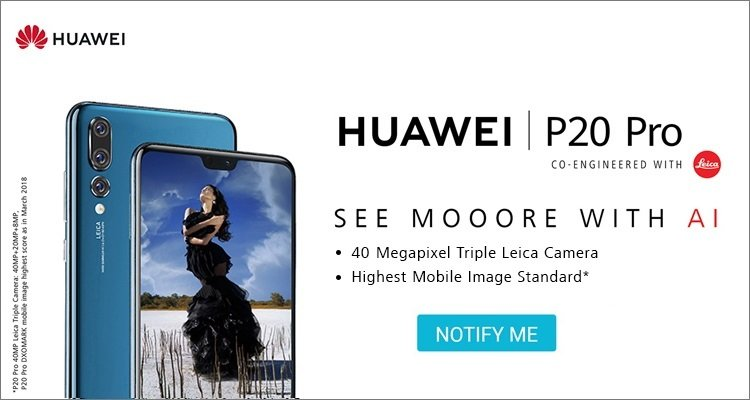 Huawei P20 Pro, P20 Lite launched in India | Price, Specs