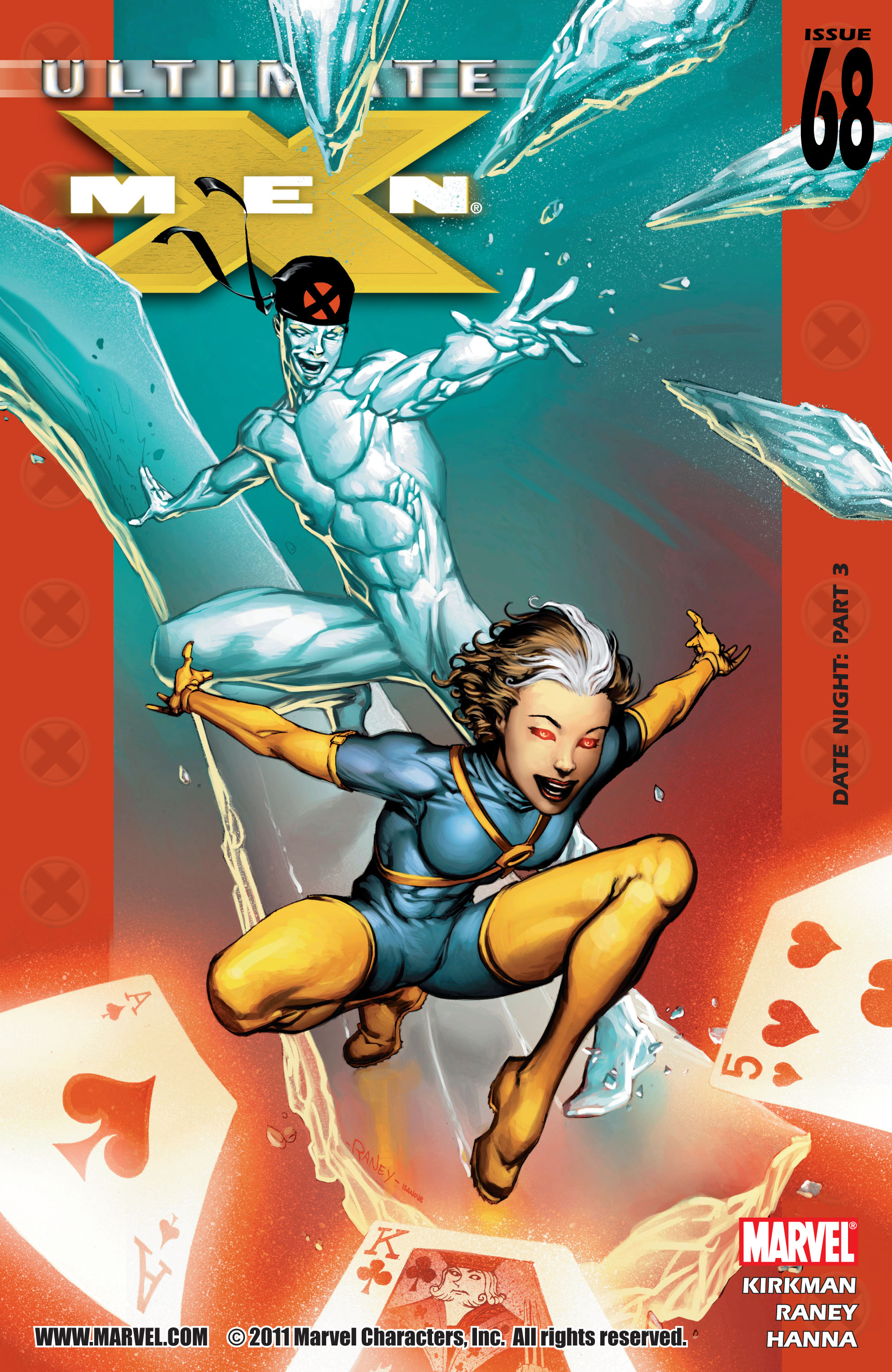 Read online Ultimate X-Men comic -  Issue #68 - 1