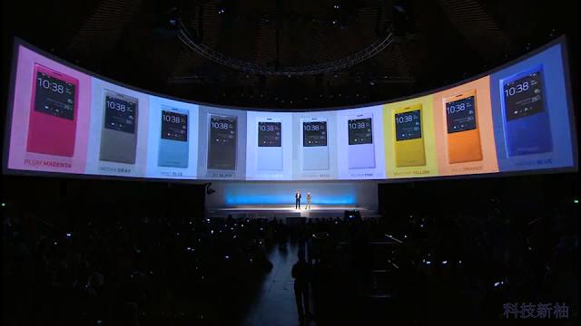 詳盡報導 SAMSUNG Galaxy Note 3、Note 10.1、 Galaxy Gear 發表會內容 Galaxy+Note+3+-14