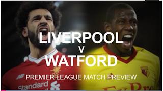 مشاهدة مباراة ليفربول وواتفورد بث مباشر يوتيوب 24-11-2018 صلاح الدوري الانجليزي الممتاز