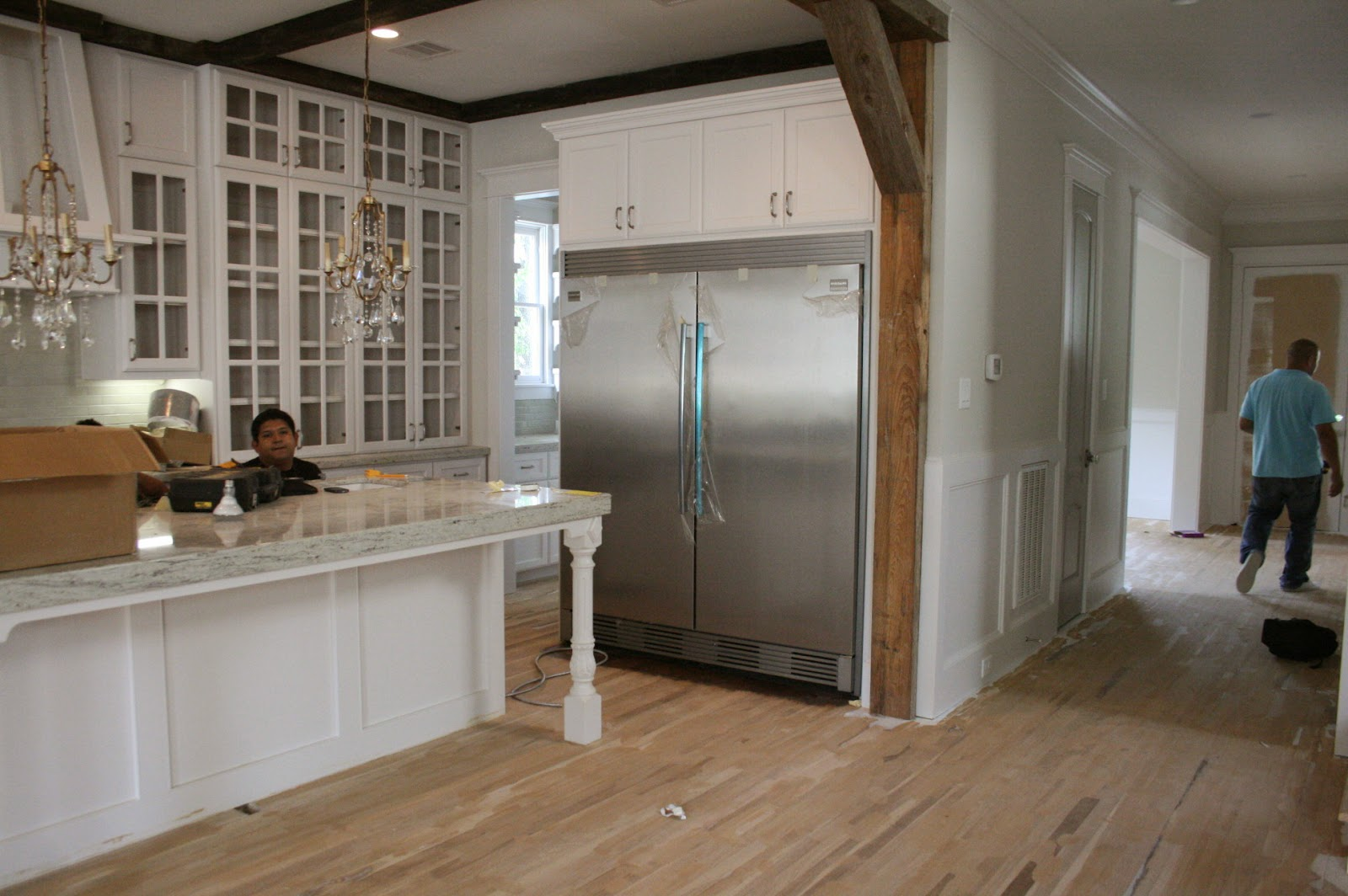 My interior paint selections new house update cedar - Farmhouse interior paint colors ...