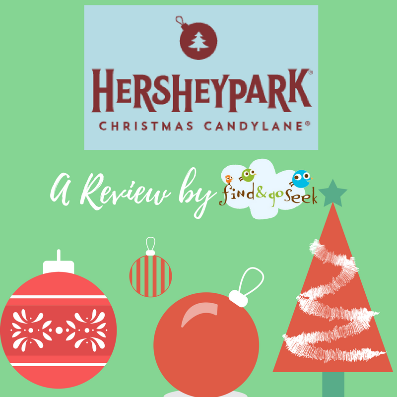 Hershey Park Christmas.Lehigh Valley Find And Go Seek Hershey Park Christmas