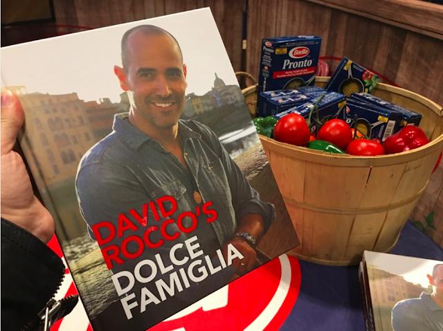 David Rocco's Dolce Famiglia - Barilla Pronto #OnePanPronto