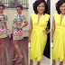 Adaeze Yobo & Mercy Aigbe step out in Fab & Colourful outfits (PHOTOS)