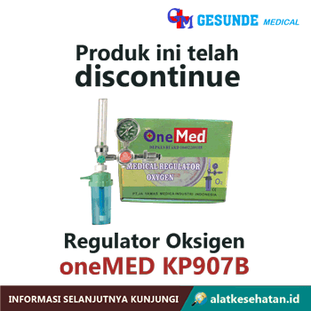 Regulator Oksigen OneMED