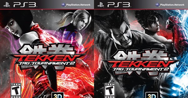 tekken tag tournament 2 all characters names
