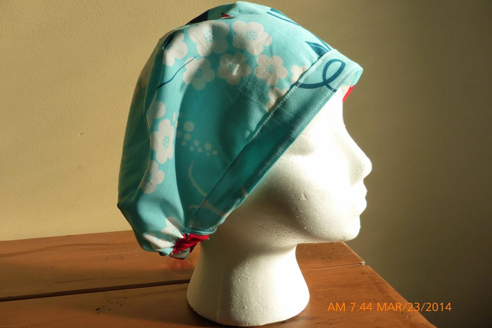 picture regarding Free Printable Scrub Hat Patterns identified as Pass up Muffet Scrub Hats: \