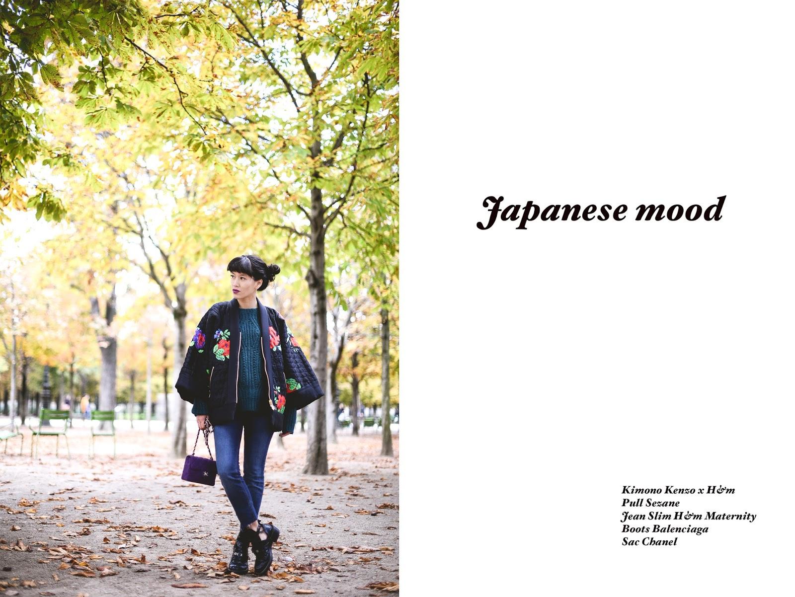 Japanese Japanese Mood Dressing Leeloo De Le wqOTgp 46b3a0a2d57