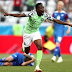 World Cup 2018: Nigeria's First Goal Nominated for Best Goals