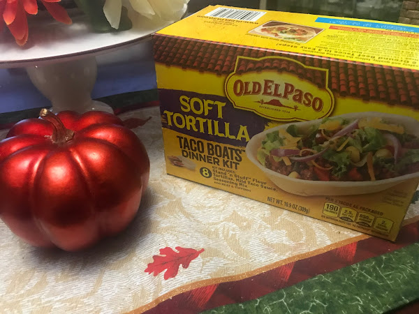 Fun and Fresh with Old El Paso's Taco Dinner Kit!