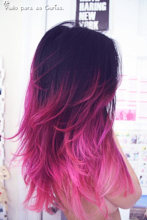 Especial: Outubro Rosa; cabelo rosa