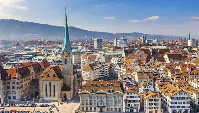 Onde ficar em Zurique | Suíça