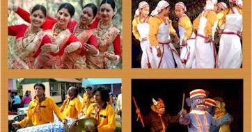 Different Folk Songs Of Assam