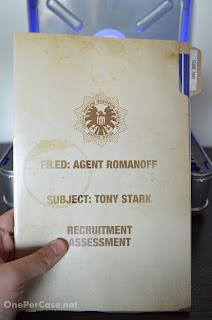 agent carter sousa id badge